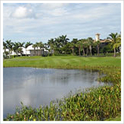 golf course aquatics